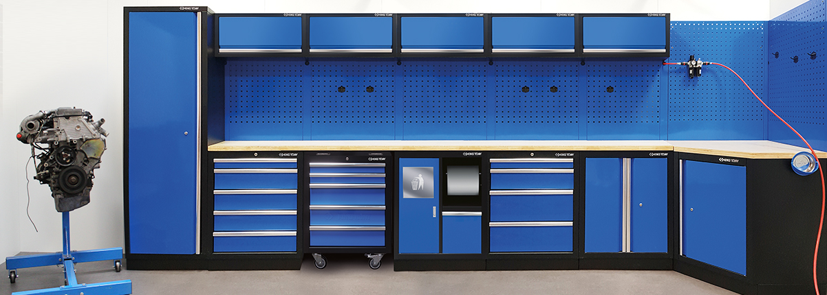 Storage and tool sets